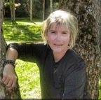 "Author of the book ""The Pine Creek Rail-Trail Guidebook"", Linda Stager"